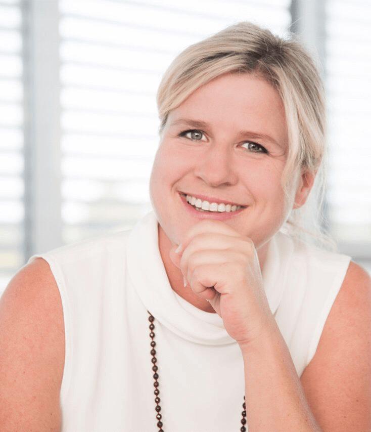 Unternehmerin Eva Maletic unterstützt Selbständige beim Business Aufbau